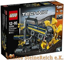 LEGO® Technik: 42055 Schaufelradbagger & 0.-€ Versand & OVP & NEU !