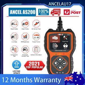 Ancel AS200 Universal EOBD OBD2 Auto Car Code Reader Diagnostic Scanner Tool AU