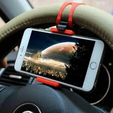 Support Voiture Volant pour IPHONE 7 Plus Smartphone Reglable Universel 360 Rota