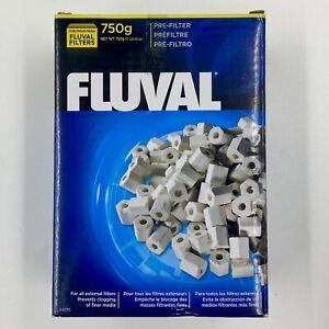 Fluval Aquarium Filter Pre-Filter Media Net Wt 750 grams/26.45 ounces NIB