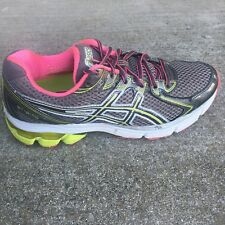 Asics GT-2170 GEL h Women Size 7 EUR 38 Gray Pink Green Silver  Running Shoes