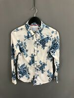JOULES Shirt - Size UK12 - Floral - Great Condition - Women's