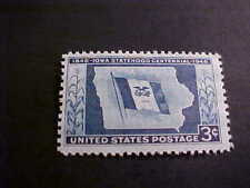 Scott # 942 Iowa Statehood Unused OGNH