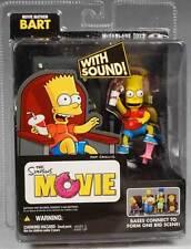 The Simpsons - Movie Mayhem Bart mit Sound - Mc Farlane NEU+OVP