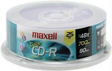 Cd-r700 48x 25pk Spindle Recordable CDs - Audio