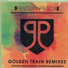 Penguin Prison(CD Album)Golden Train Remixes-New