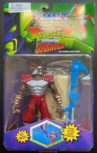 TMNT Supermutant Series: Splinter; 1994