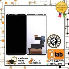 DISPLAY LCD TOUCH SCREEN PER LG Q6 Q6 PLUS M700A M700H NERO SCHERMO VETRO