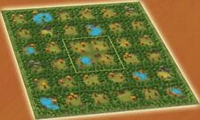 dwar7s CADUTA Gioco da tavolo - Tappeto giochi e solo espansione