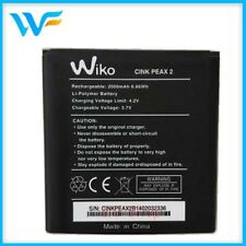 1 x new Battery For Wiko Cink Peax2 (Wiko Cink Peax 2) 2000mAh