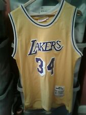 New listing Los Angeles Lakes NBA Jersey Vest #34 Shaquille O'neal Size Medium