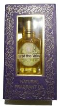 2 X 10 ml Bottles Song of India Fragrant Perfume/Burner Oil-Lily of the Valley