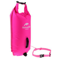 Professional Open Water Swim Buoy Safety Tow Float Dry Bag & Adjustable Belt