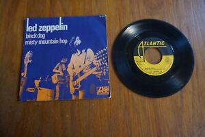 Sp 45 tours Led Zeppelin, Black dog,TTBE VG++