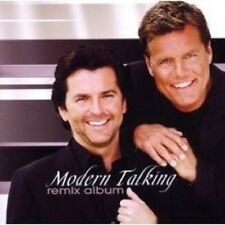 "MODERN TALKING ""REMIX ALBUM"" CD NEW+"