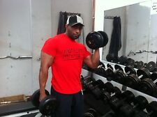 GYM WEAR NOTHINGS IMPOSSIBLE™ GYM T SHIRT Bodybuilding Powerlifting Strongman