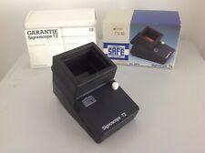 Safe Signoscope T2 No 9875