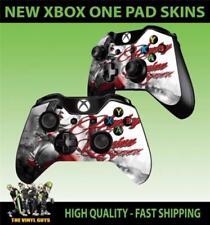 Placas frontales y etiquetas de vinilo Microsoft Xbox One para consolas y videojuegos Mando