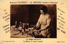 CPA Restaurant Fillioux - D. Frechin - Gendre et Successeur (470205)