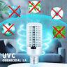 40W UV Germicidal Lamp LED UVC Corn Bulb E27 Home Household Disinfection Light