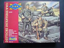 02613 Revell Deutsche Infanterie WW2 1:35 NEU 2. Weltkrieg
