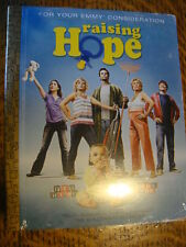 RAISING HOPE EMMY DVD 3 EPISODE +PROMO Picture BOOK NEW&SEALED Cloris Leachman