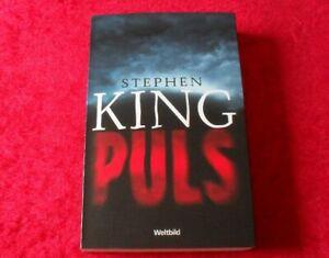 Stephen King - PULS (Weltbild) Taschenbuch