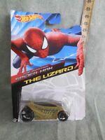 MATTEL HOT WHEELS SPIDER MAN 2 THE LIZARD  NUOVO