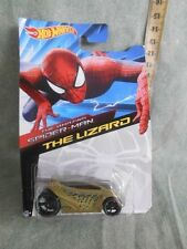 MATTEL HOT WHEELS SPIDER MAN 2 THE LIZARD  NUOVO