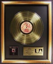 Kenny Rogers & Dottie West Classics LP Gold Non RIAA Record Award United Artists