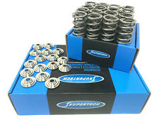 Supertech Dual Springs Steel Retainers Kit Honda B-Series B16A B18C VTEC 85LB