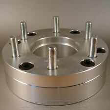 """4 WHEEL SPACERS ADAPTERS   5x5 to 6x5.5   2"""" THICK   5 LUG to 6 LUG"""