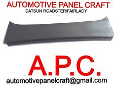 Datsun Roadster 1500/1600/2000 Deck Filler Panel/Part