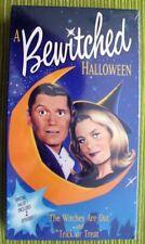 BEWITCHED HALLOWEEN VHS SEALED ELIZABETH MONTGOMERY