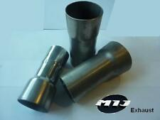 Exhaust Pipe Reducer Connector Adapter Made to Measure T304 Stainless Steel Tube