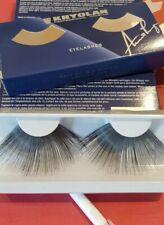 Kryolan Long Eyelashes - 9375 Black