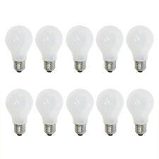 10 X Ampoule 15W E27 Opale Souple Blanc Lampes à Incandescence 15 Watts