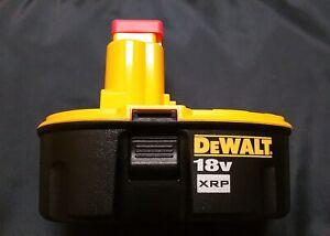 DEWALT DC9096 18v High-capacity XRP Battery Ni-Cd 2.4Ah Extended Runtime OEM NEW