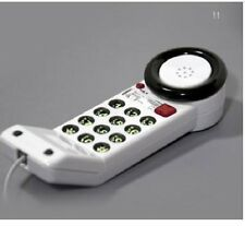 Med-Pat XL88Q Amlified Disposable 1 Piece Phone