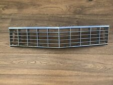 1977 Cadillac DeVille Grill Grille