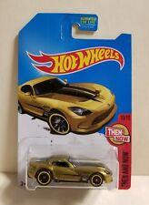Hot Wheels 2017 Super Treasure Hunt 2013 SRT Viper w/ Protector