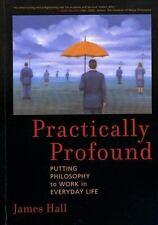 PRACTICALLY PROFOUND - NEW HARDCOVER BOOK