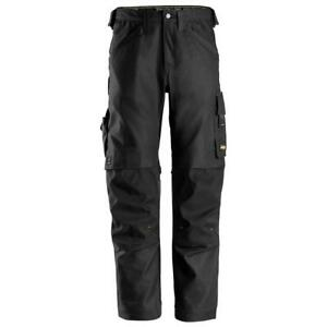 Snickers 6324  AllroundWork, Canvas+ Stretch Work Trousers+ NEW RANGE