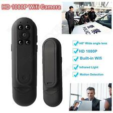 1080P HD Pocket Personal Security & Police Camera Pen Wifi 140 Degree GSD900