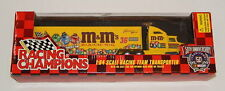 Racing Champions M&Ms Racing 1:64 Scale Team Transporter 1998