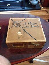Fantastic Antique Collar Box