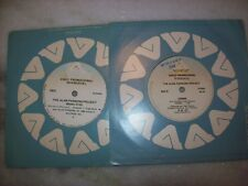 "PROMO 7"" Single 45 - LOT 2 - THE ALAN PARSONS PROJECT - 1980/1982 - Brazil"