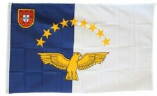 Azores Flag 3 x 5 Foot Flag - New Higher Quality Ultra Knit 3x5' Flag