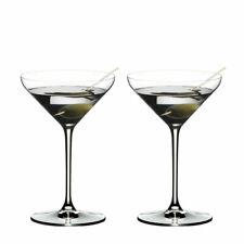 Riedel Extreme Dishwasher Safe Crystal Cocktail Martini Glass, 8.8 Oz (2 Pack)