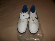 Vintage Nike Shoes Baseball Softball Golf Running Cleats 830507 PY3 12.54 Blue